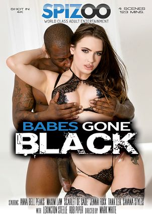 Straight Adult Movie Babes Gone Black