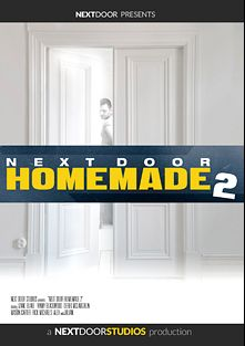 Next Door Homemade 2, starring Vinny Blackwood, Alex (Next Door Studios), Julian Grey, Rick Michaels, Derek McLaughlin, Izaak Aziz, Mason Carter and Blake Hunter, produced by Next Door Studios.