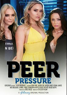 Peer Pressure, starring Kenna James, Abigail Mac, Mia Malkova, Kenzie Reeves, Khloe Kapri, Lena Paul, Samantha Hayes, Aidra Fox and Jenna J. Ross, produced by Girlsway.