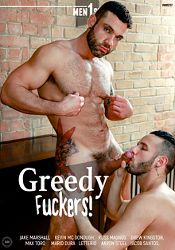 Gay Adult Movie Greedy Fuckers