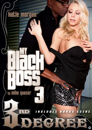 Straight Adult Movie My Black Boss 3 - front box cover