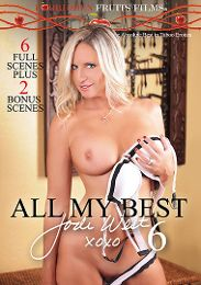 """Just Added presents the adult entertainment movie """"All My Best, Jodi West 6""""."""