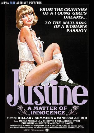 Straight Adult Movie Justine: A Matter Of Innocence