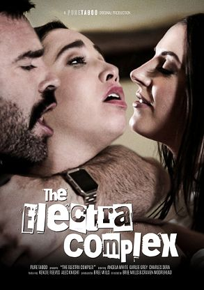 Straight Adult Movie The Electra Complex - front box cover