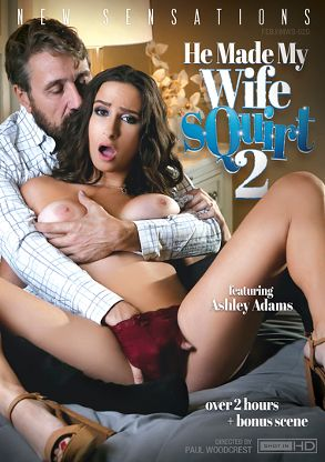 Straight Adult Movie He Made My Wife Squirt 2 - front box cover
