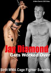 Gay Adult Movie Jay Diamond Gets Worked Over