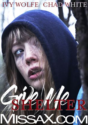 Straight Adult Movie Give Me Shelter - front box cover