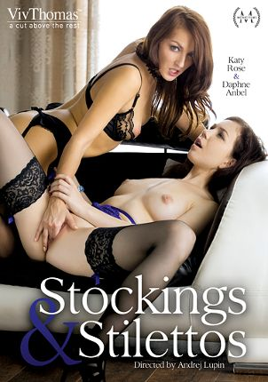 Straight Adult Movie Stockings And Stilettos