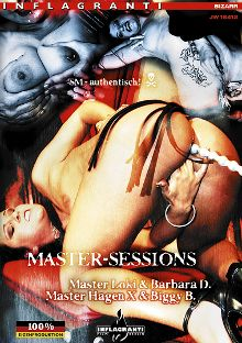 Master-Sessions: Barbara D. And Biggy B.