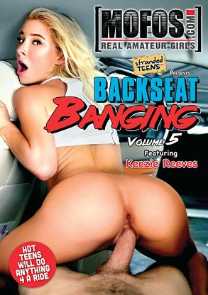 Straight Adult Movie Backseat Banging 5 - front box cover