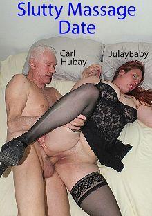 Slutty Massage Date