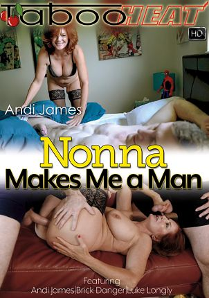 Straight Adult Movie Andi James In Nonna Makes Me A Man