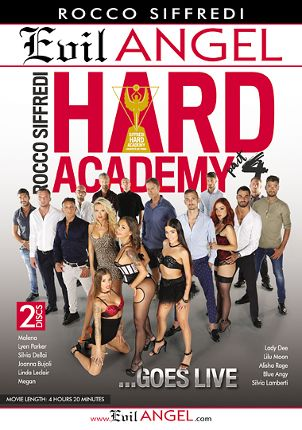 Straight Adult Movie Rocco Siffredi Hard Academy 4... Goes Live
