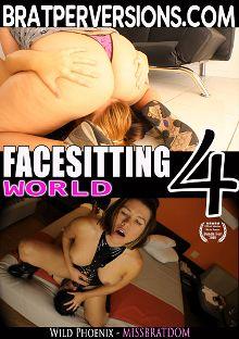Facesitting World 4