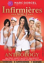 Straight Adult Movie Infirmieres Anthology 2