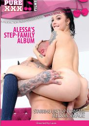 """Just Added presents the adult entertainment movie """"Alessa's Step-Family Album""""."""