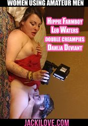 Straight Adult Movie Hippie Farmboy Leo Waters Double Creampies Dahlia Deviant
