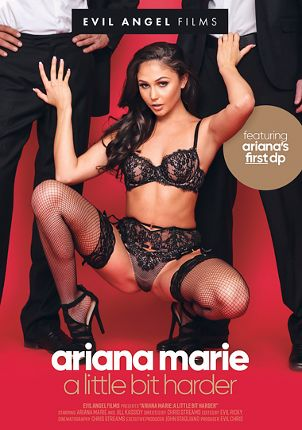 Straight Adult Movie Ariana Marie: A Little Bit Harder