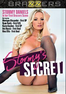Stormy's Secret, starring Stormy Daniels, Rina Ellis, Ava Koxxx, Kayla Kayden, Ryan Keely and Monique Alexander, produced by Brazzers.