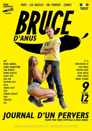 Straight Adult Movie Bruce D'Anus