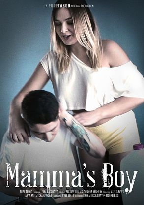 Straight Adult Movie Mamma's Boy - front box cover