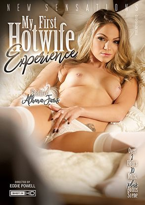 Straight Adult Movie My First Hotwife Experience - front box cover