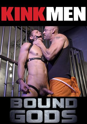Gay Adult Movie Correctional Officer Tied Up and Fucked by an Inmate