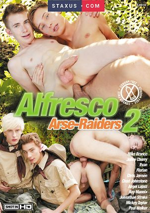 Gay Adult Movie Alfresco Arse-Raiders 2