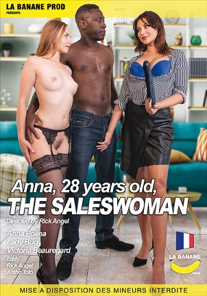 Straight Adult Movie Anna, 28 Years Old, The Saleswoman