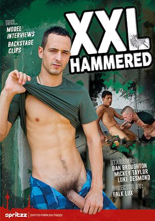 Gay Adult Movie XXL Hammered