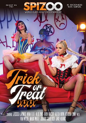 Straight Adult Movie Trick Or Treat XXX