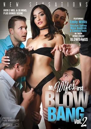 Straight Adult Movie My Wife's First Blow Bang 2