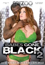 Straight Adult Movie Babes Gone Black 2