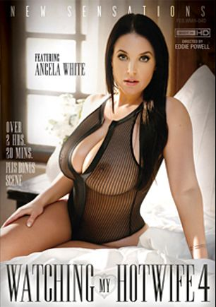 Watching My Hotwife 4, starring Angela White, Athena Faris, Emily Willis, Sable Jones and Karmen Karma, produced by New Sensations.