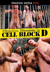 Gay Adult Movie Rocco Steele's Cell Block D