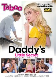 "Just Added presents the adult entertainment movie ""Daddy's Little Secret""."