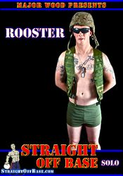 Gay Adult Movie Straight Off Base Solo Rooster