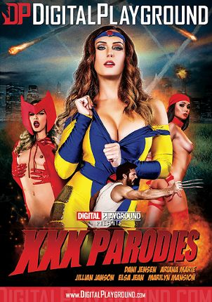 Straight Adult Movie XXX Parodies