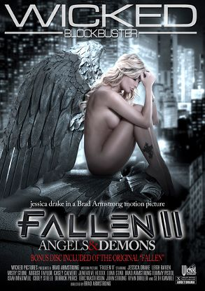 Straight Adult Movie Fallen 2 - front box cover