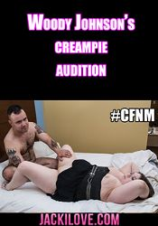 Straight Adult Movie Woody Johnson's Creampie Audition