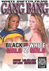 Straight Adult Movie Gang Bang Black Girls VS White Girls 2