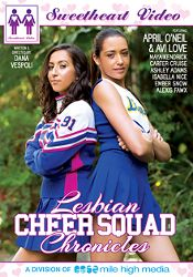 Straight Adult Movie Lesbian Cheer Squad Chronicles