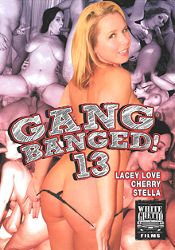 Straight Adult Movie Gang Banged 13