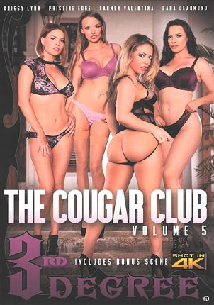Straight Adult Movie The Cougar Club 5