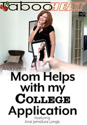 Straight Adult Movie Andi James In Mom Helps With My College Application