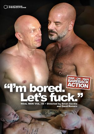 Gay Adult Movie Real Men 45: Im Bored Lets Fuck