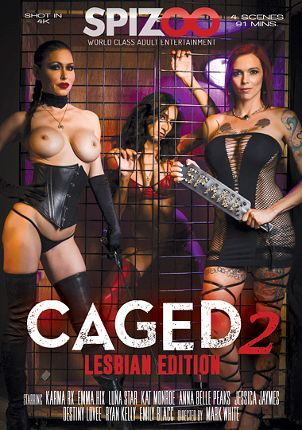 Straight Adult Movie Caged 2: Lesbian Edition