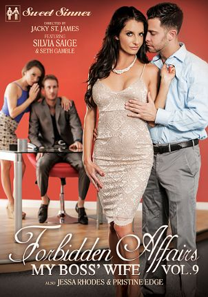 Straight Adult Movie Forbidden Affairs 9: My Boss' Wife
