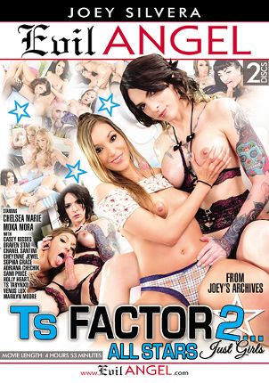 Straight Adult Movie TS Factor All Stars 2... Just Girls