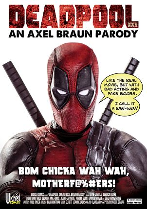 Straight Adult Movie Deadpool XXX: An Axel Braun Parody